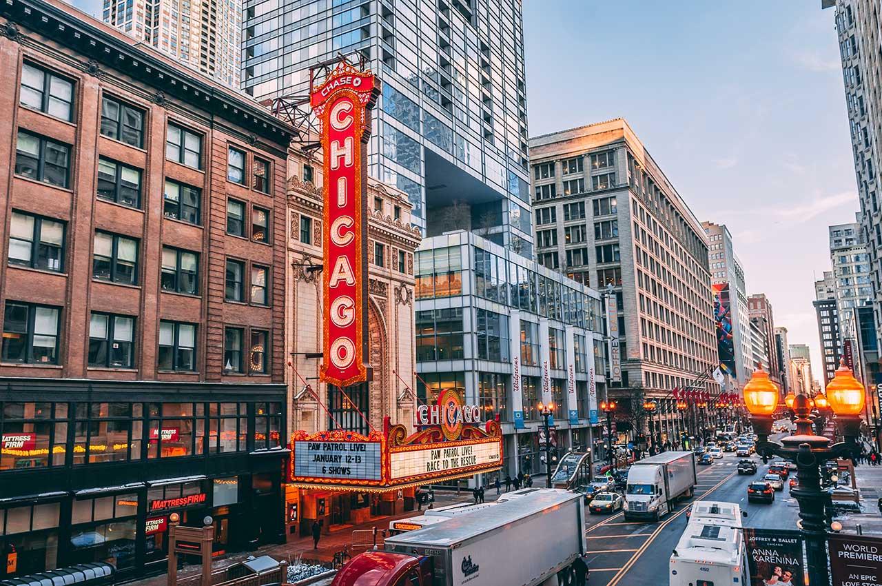 Internship in Chicago, Illinois